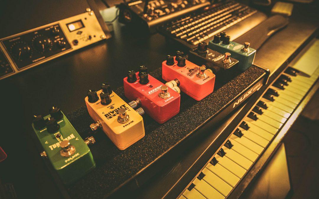 Jaki efekt gitarowy wybrać na początek?