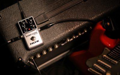 Poradnik NUX: rodzaje efektów gitarowych