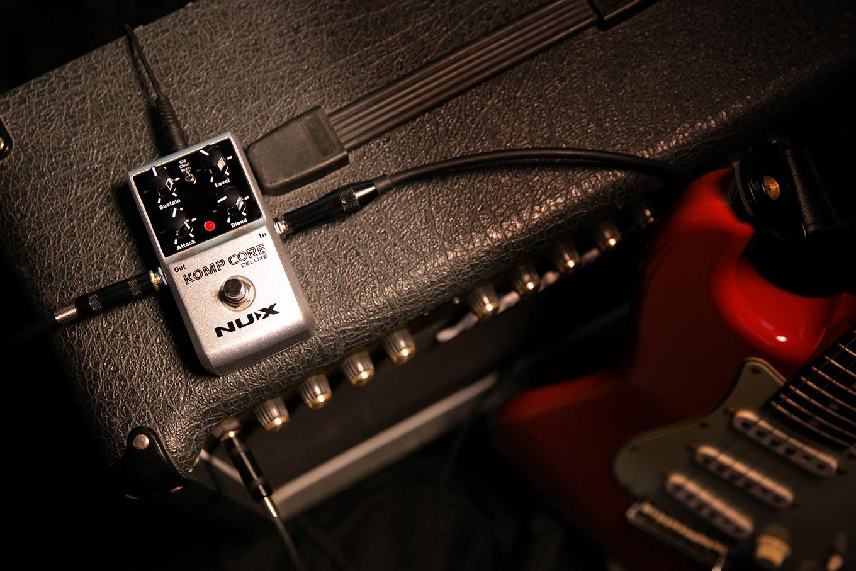 nux efekt gitarowy komp core deluxe kompresor