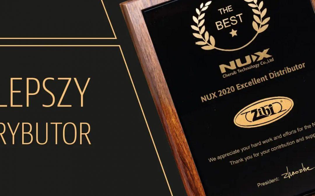 Najlepszy dystrybutor roku 2020